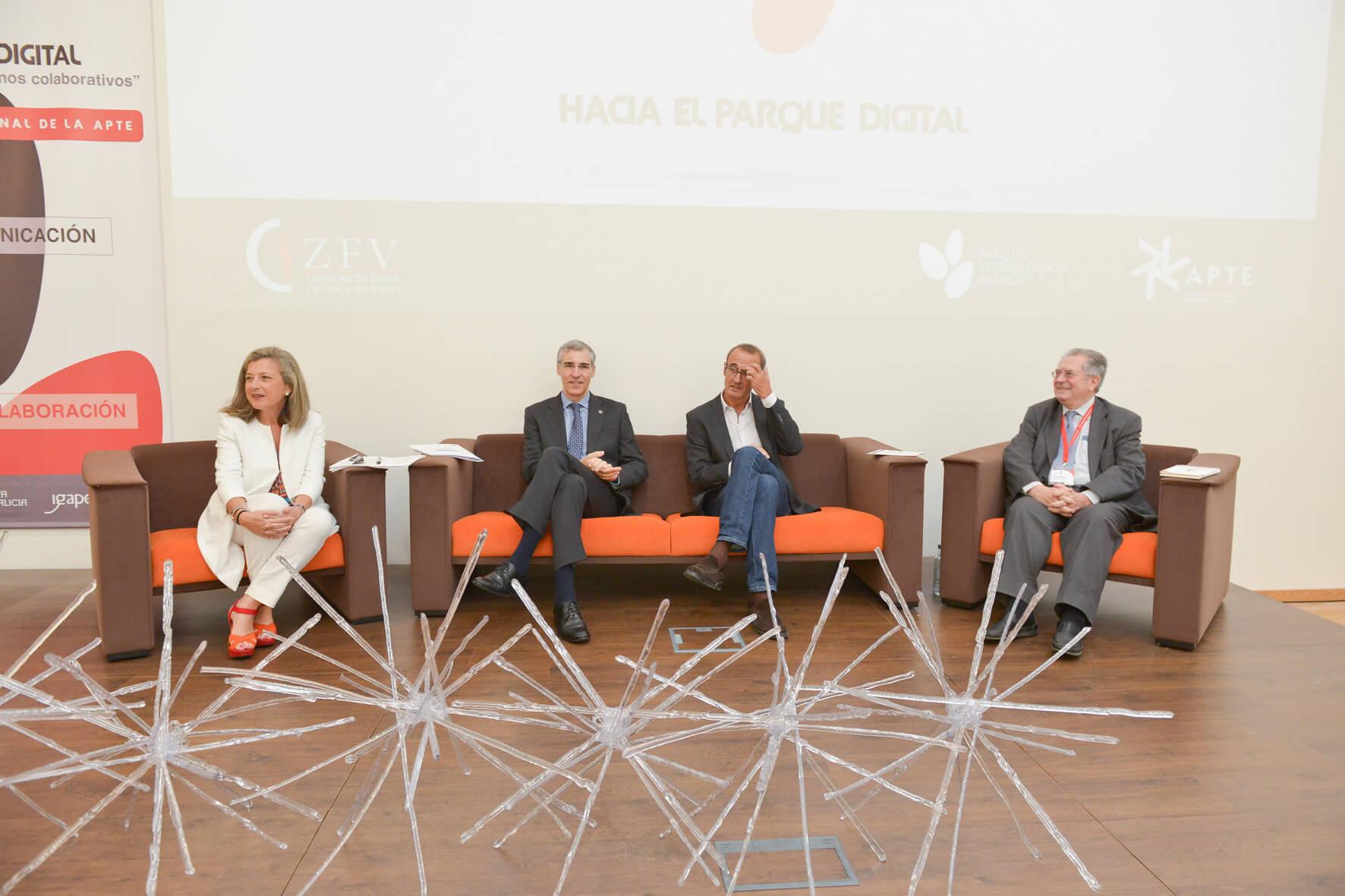 XIII Conferencia Internacional da APTE. Organización 2.0.