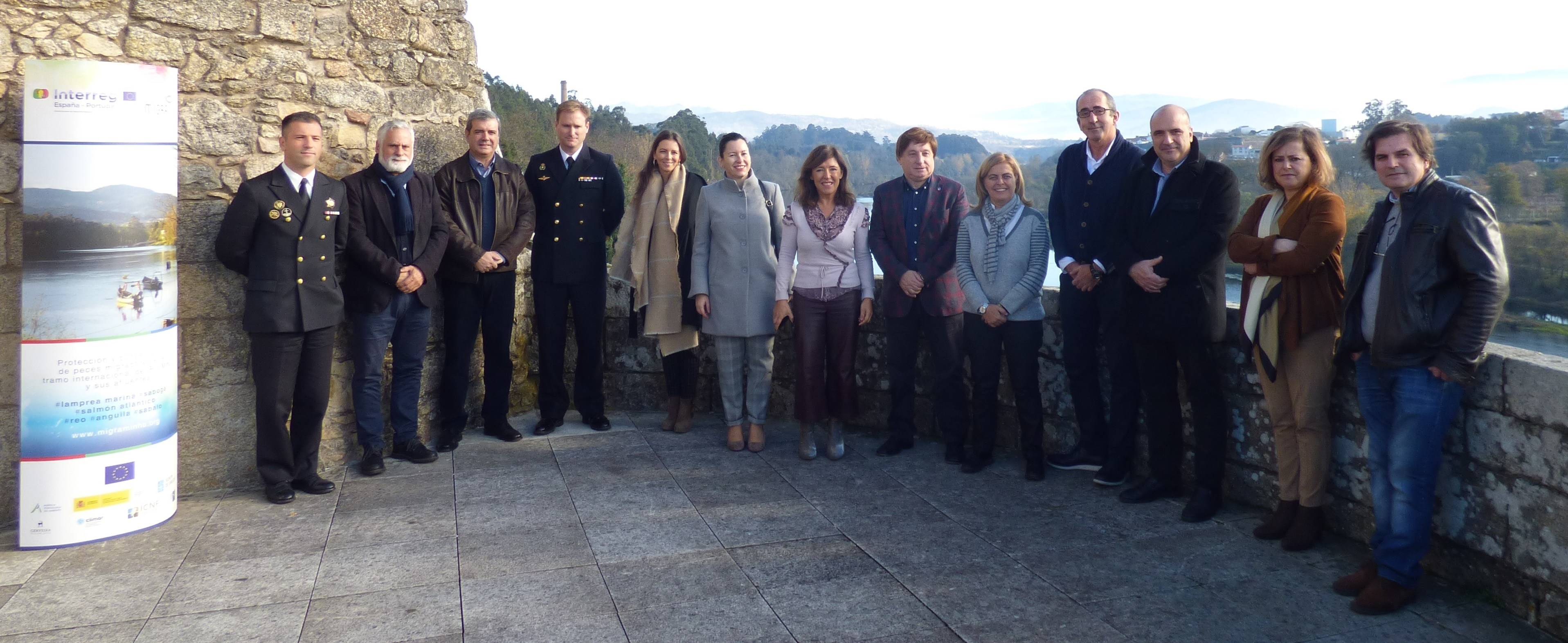 La Fortaleza de Salvaterra acoge la jornada de presentación de Migramiño