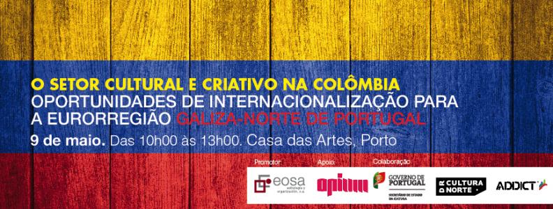 ¿Conoces las oportunidades en Colombia para el sector cultural y creativo?
