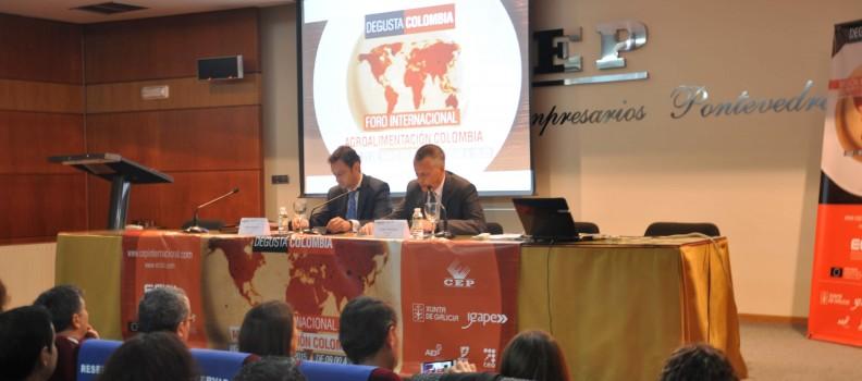 Organizamos un Foro Internacional para promocionar al sector agroalimentario en Colombia