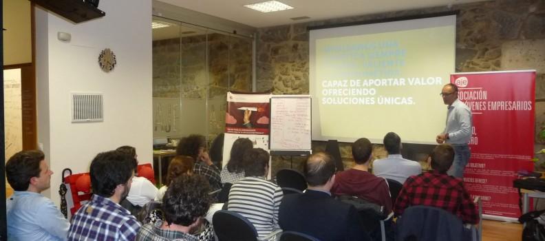 Arranca el ciclo #StartTalks, charlas para emprendedores